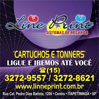 Line Prínt SISTEMA DE RECARGA DE CARTUCHOS E TONNERS