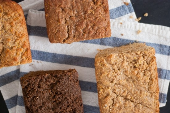 Quick Whole Wheat Molasses (or honey or maple!) Bread, plus notes on baking with natural sweeteners