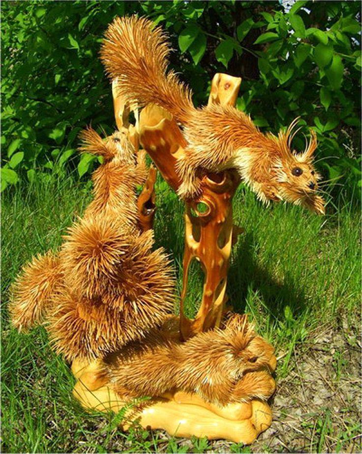 фотодиоды применяются фото разных животных из дерева много