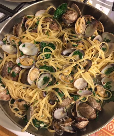 ... | Carnivore Cravings | Pinterest | Spaghetti, Clams and Italian