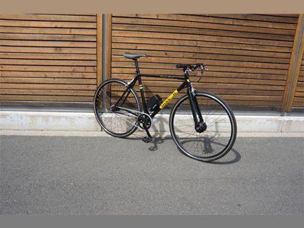 Ηλεκτρικά Ποδήλατα : Diavelo Fixie Lite e-bike