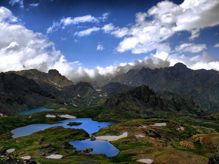"Yedi Goller (or ""7 lakes""), Turkey"