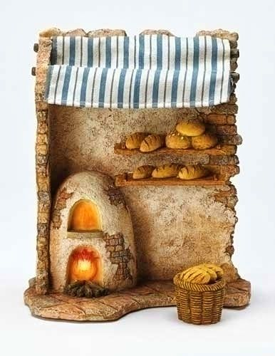 Check out the deal on 7.5 Inch Scale Lighted Bakery shop, Fontanini at FontaniniStore.com