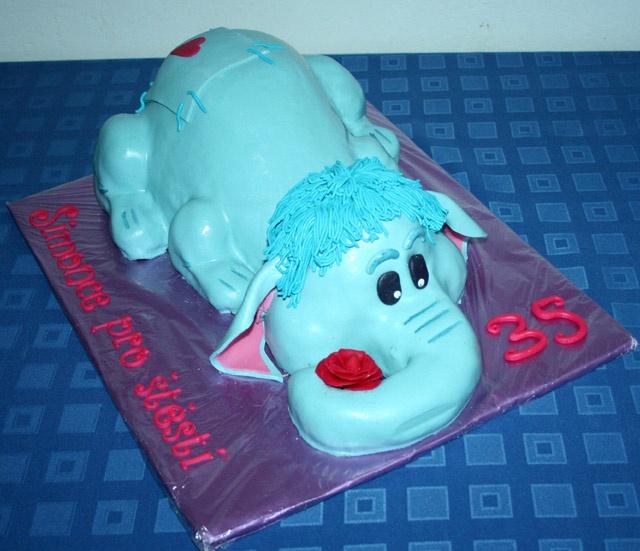 17 Best Images About Elephant Cake Ideas On Pinterest