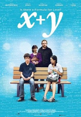 X en y film erg mooie film. Hoogbegaafde en kinderen met kenmerken van autisme...prachtig weergegeven. Sleutelwoord: liefde