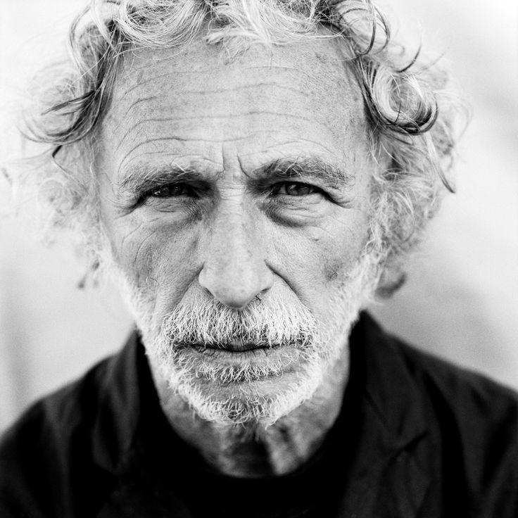 Denis Rouvre . Portraits . Pierre Richard
