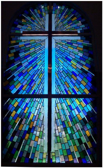 Handmade Stained Glass Windows For Churches by Stained Arts Studio | CustomMade.com