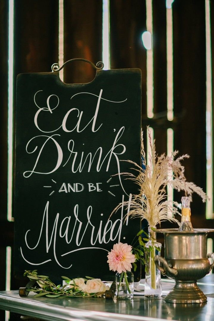 eat, drink and be married; photo: Mirelle Carmichael Photography