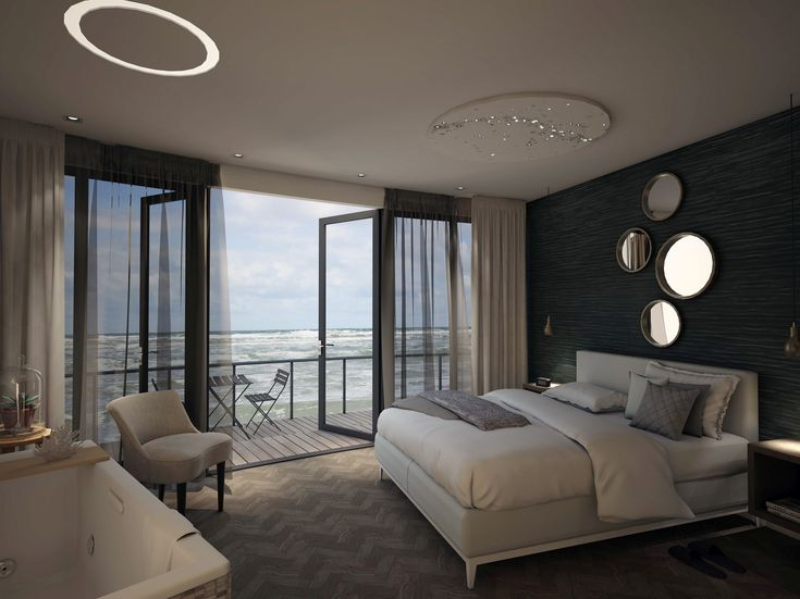 Den Haag FM » Hotelkamers op De Pier krijgen vorm