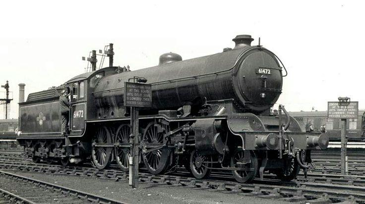 BR (LNER) B16 class 4-6-0