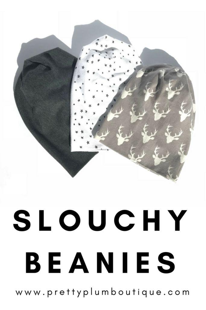 Slouchy Beanies, Baby Beanie, Toodler Beanie, Baby Hat, Toodler hat // #stylinbaby #slouchybeanie