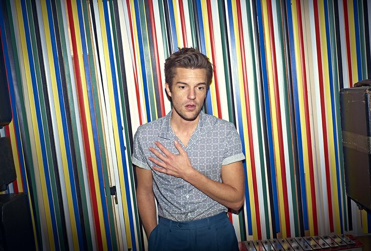Brandon Flowers for 'Men's Health' Urban Active magazine (Spring/Summer 2015)Photography by Rick Guest (HQ)