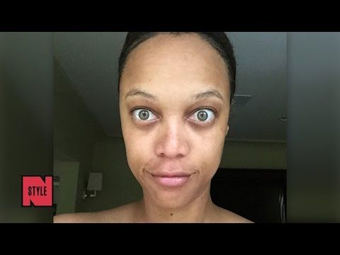 Tyra Banks Without Makeup Looks Almost Unrecognizable - http://maxblog.com/9998/tyra-banks-without-makeup-looks-almost-unrecognizable/