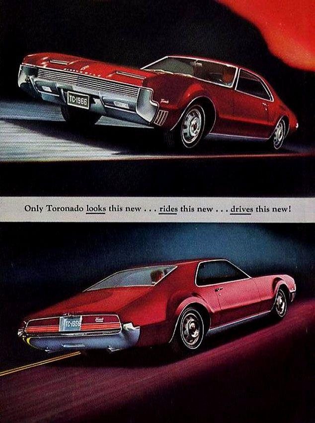 1966 Olds Toronado