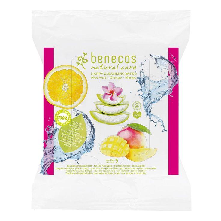 Toallitas Desmaquillantes Biodegradables Benecos, 25 uds. Sólo 3,95€. Entra Ahora y Descúbrelo.
