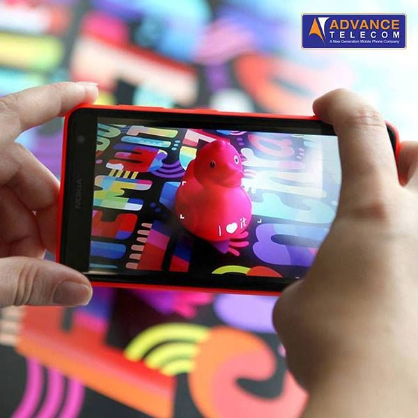 Focus on the best with Nokia Lumia 625