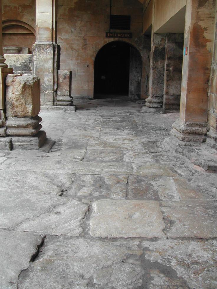 The Roman Baths, Bath
