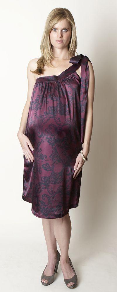 Trendy maternity cocktail dresses