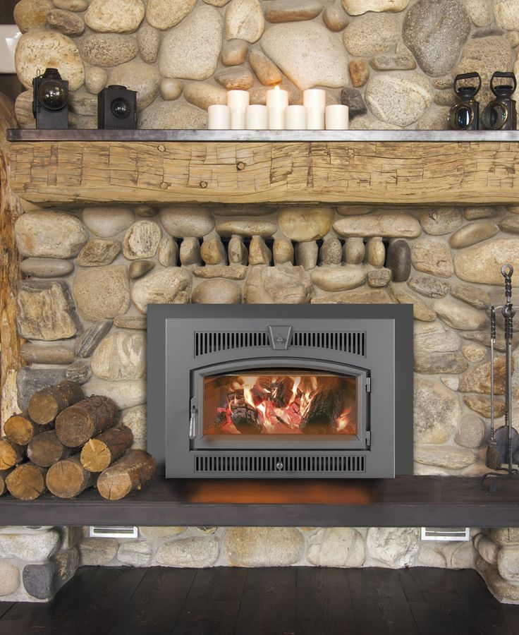 Wood Fireplace Insert A Solution To Your Open Masonry Inserts And Stove