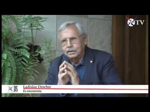 Tv Diálogos do Sul entrevista Ladislau Dowbor