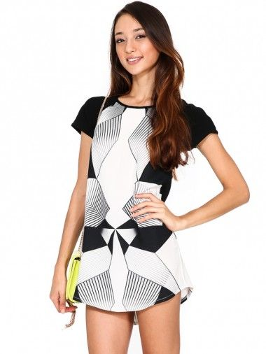 Ada Dress- Black $37.95