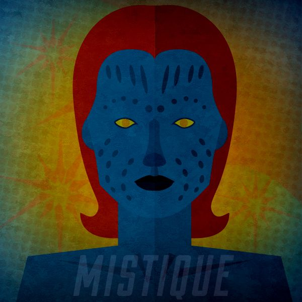 #Mistique