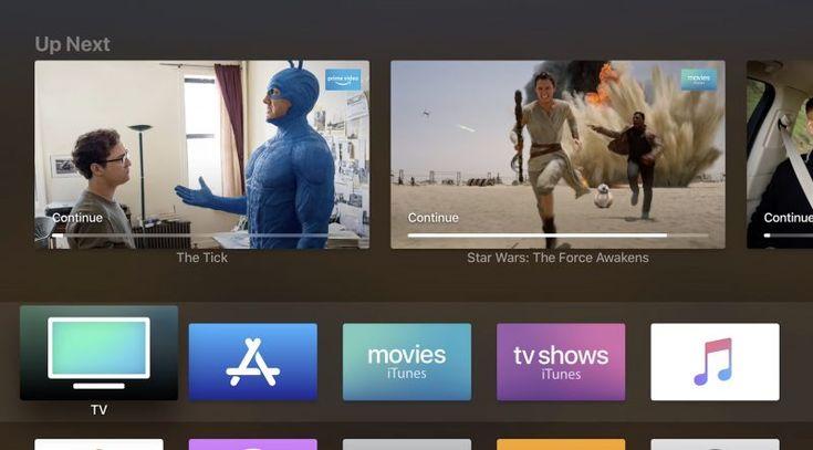 Apple y Amazon Confirmar Amazon Prime Video en tvOS Soporta 4K HDR y 'Siguiente' en la Aplicación de TELEVISIÓN