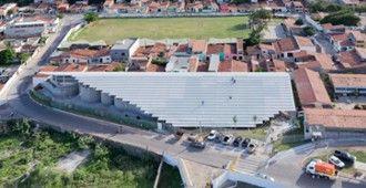 Brasil: Inaugurado el Gimnasio Arena do Morro en Natal - Herzog & de Meuron