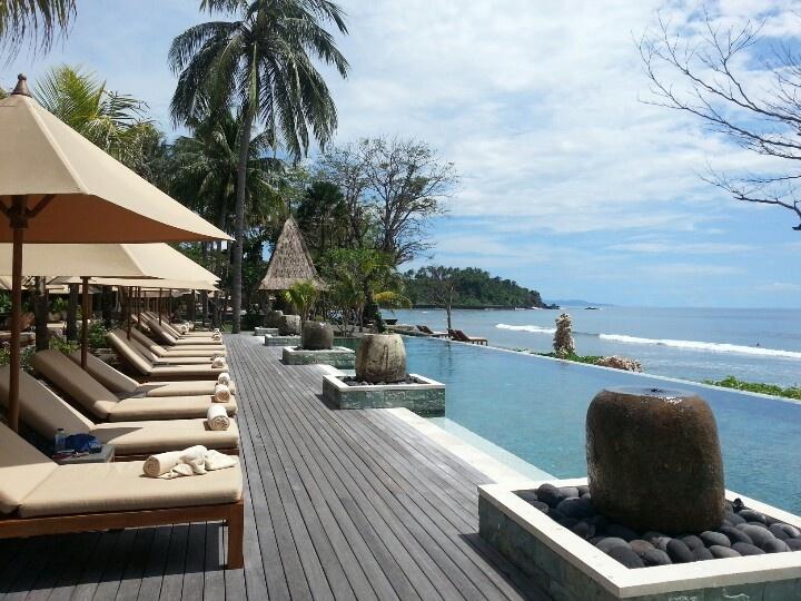 Qunci Villa Lombok