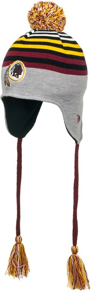 Fight off the cold with a Redskins hat! #HTTR
