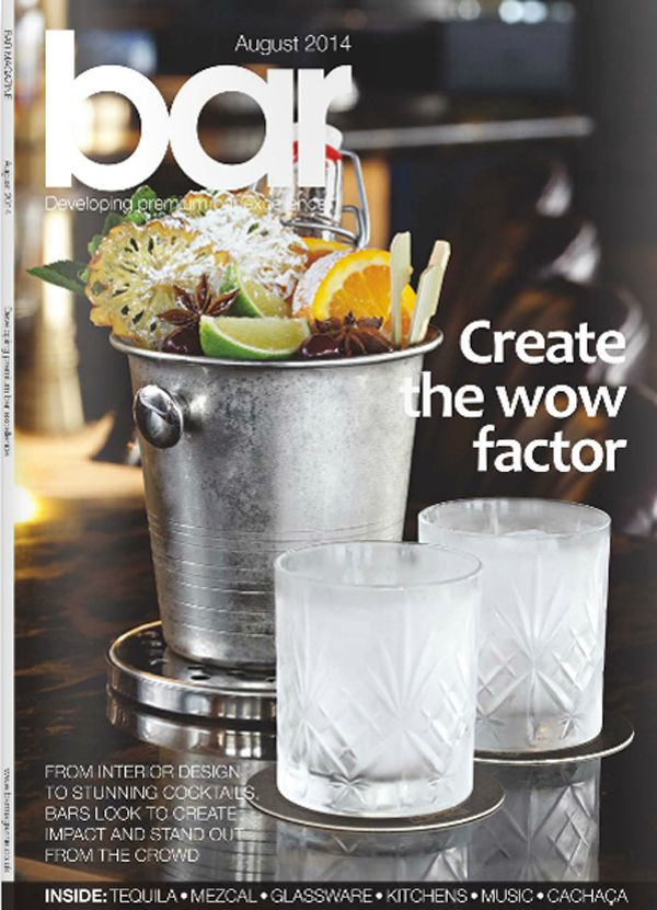 In August 2014 Issue of Bar Magazine Mullan Lighting was featured as a lighting designer for the Titanic Hotel in Loverpool. #designmagazines #lighting #design