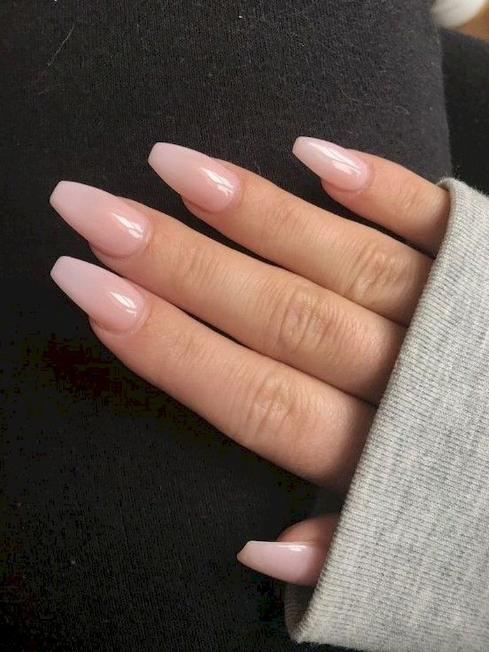 30+ Beautiful Acrylic Nails Coffin Design Ideas for Any Women – Beauty