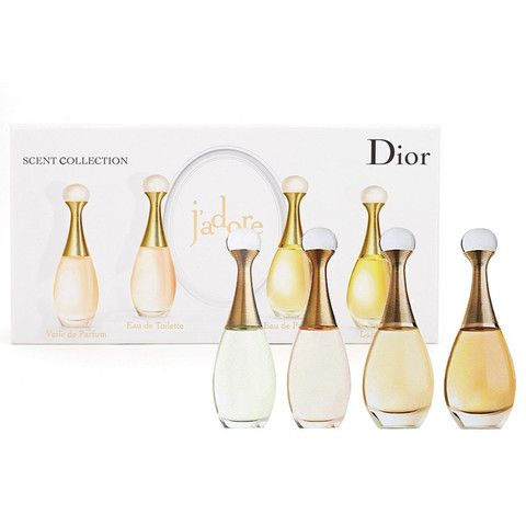 Christian Dior 4pc J'adore Scent Collection (W)
