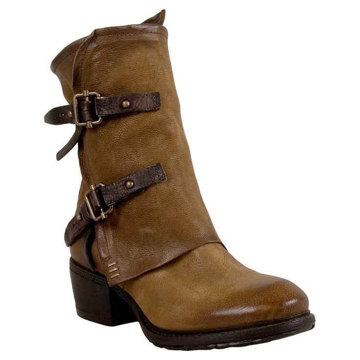 A.S.98 Chilly Women's Motorcycle Boot