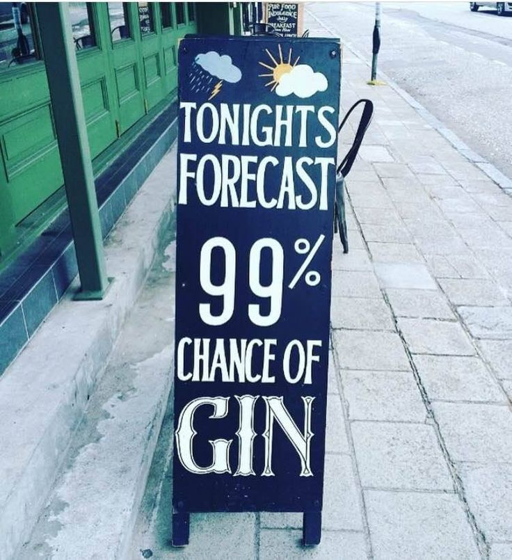 Take your umbrella and... go for a drink!