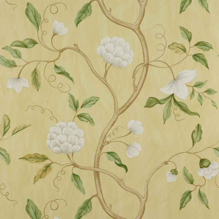 Bildresultat för colefax and fowler wallpaper