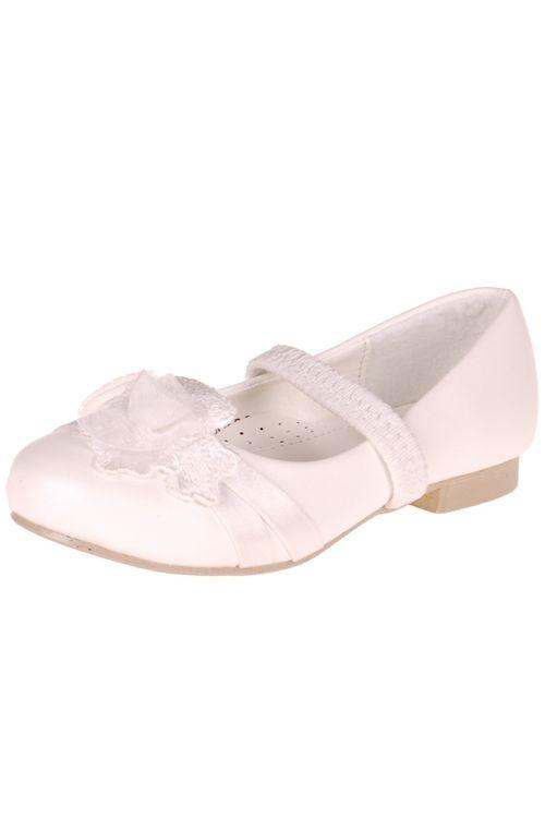 Stijlvolle licht ivoorkleurige bruidsmeisjesschoenen.Deze schoenen zijn gemaakt van een lederlook materiaal.Hierdoor krijgen deze schoenen een…
