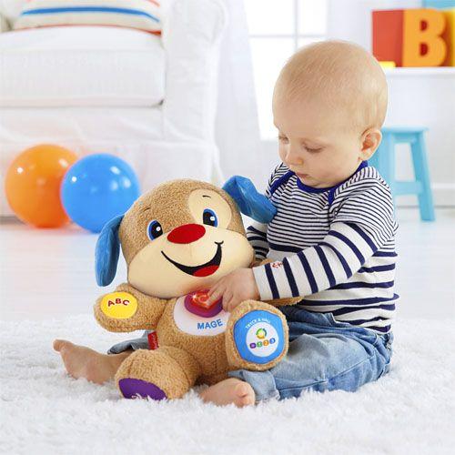 Babyleksaker & babyutrustning | Pedagogiska leksaker för spädbarn och större barn | Fisher-Price