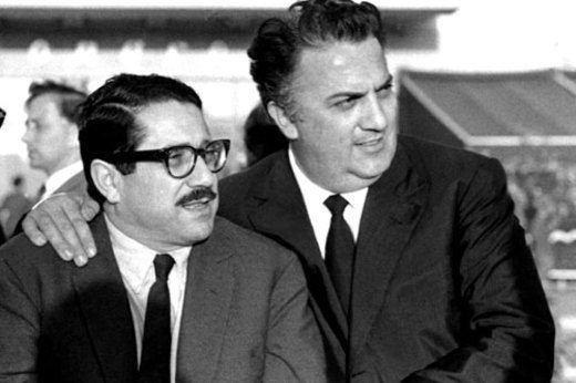 Flaiano e Fellini