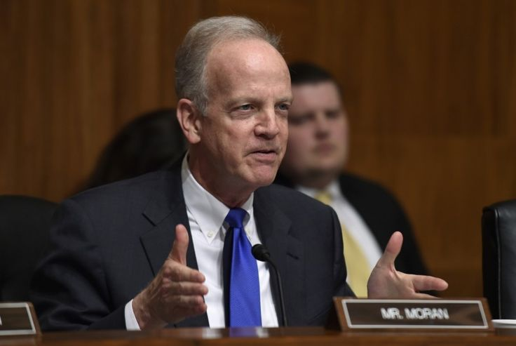 Jerry Moran is third Republican senator to favor Supreme Court hearings - The Washington Post