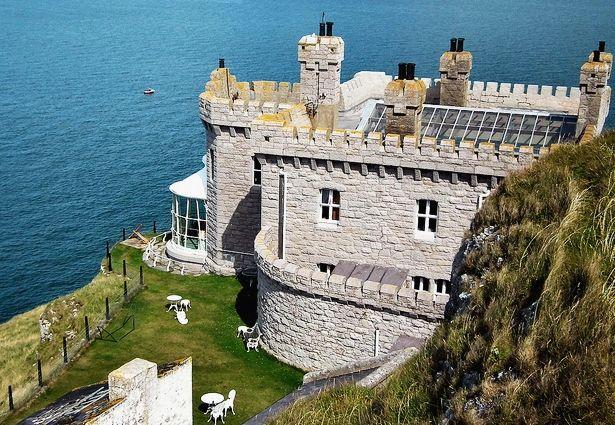 Amazing Hotels Around the World - Lighthouse Hotel, UK