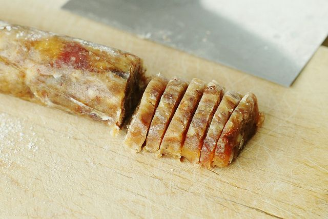 Date Roll candy; I'm so excited to find this recipe, my mother used to make this when I was a little girl.