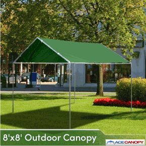 8u0027 x 8u0027 Outdoor Canopy ... & 13 best Outdoor Canopy images on Pinterest | Canopies Shade ...