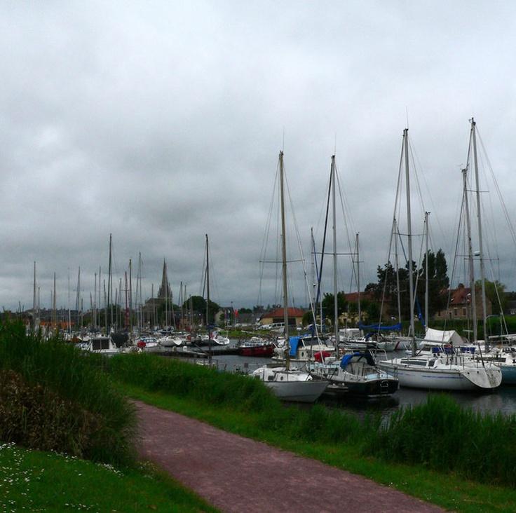 Le port de Carentan