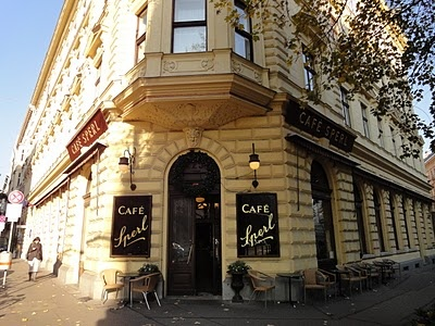 Cafe Sperl ― Café Sperl is a traditional Viennese cafe. It is on the Austrian register of historic places and is to be found on the Gumpendorfer Straße in Vienna's sixth district Mariahilf. Café Sperl was featured in the 1995 movie Before Sunrise, with Ethan Hawke and Julie Delpy in main roles, and also in a 2011 DVD featuring the Philharmonics playing music by Johann Strauss, Fritz Kreisler and others. #Vienna #CafeSperl