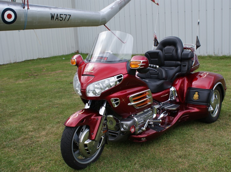 19 best images about HONDA GOLDWING on Pinterest   Patriots, Bikes and My dad