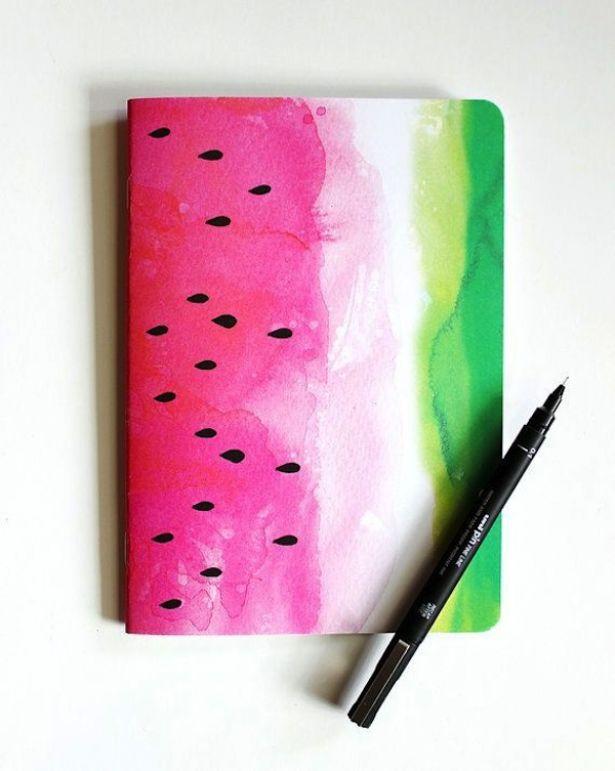 ¡A decorar los cuadernos! - 15 a 20 :: Desafía las reglas