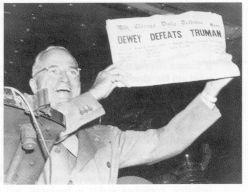Dewey Defeats Truman - 1948