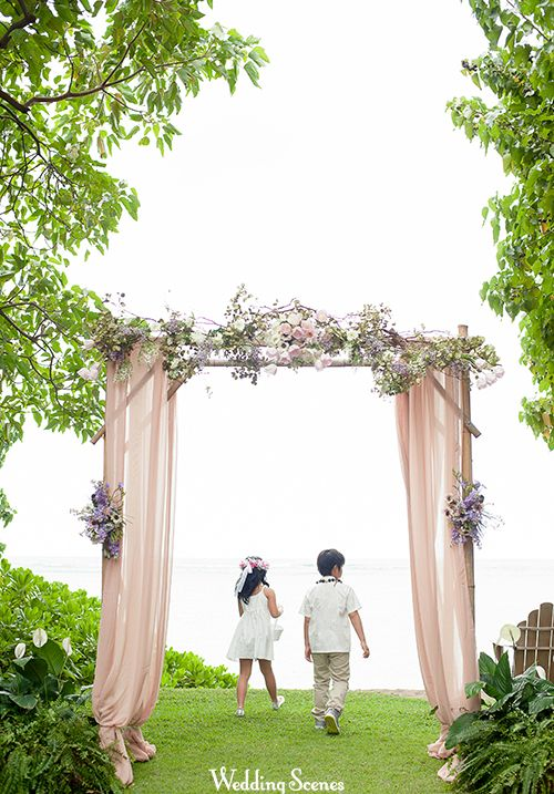 ITEMS SPACE & DISPLAY | ハワイウェディング|軽井沢挙式|Wedding Scenes ウェディングシーンズ
