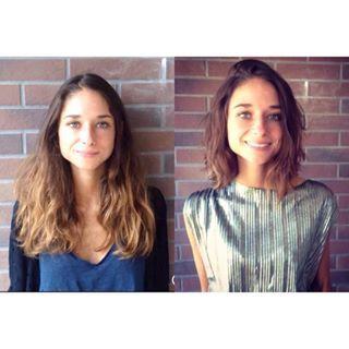 Eis uma inspiração para levar no salão: | 15 antes e depois que vão te dar vontade de mudar o cabelo agora